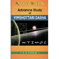 Advance Study of Vimshottari Dasha by K. K. Pathak in english