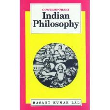 Contemporary Indian Philosophy by Basant Kumar Lal in English