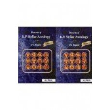 Elements of K P Stellar Astrology - Vol. I-II by S K Kapoor in english