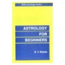 Astrology For Beginners in English by B V Raman