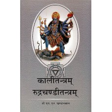 Kali Tantra or Rudra Chandi Tantram By SN Khandelwal in Hindi and Sanskrit ( काली तंत्र रुद्रचण्डी तंत्र )