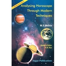 Analysing Horoscope through Modern Techniques by M.S Mehta in English