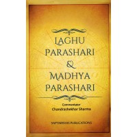 Laghu Parashari and Madhya Parashari by Chandrashekhar Sharma in english