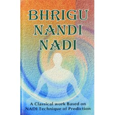 Bhrigu Nandi Nadi By RG Rao in English