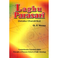 Laghu Parasari ( Jatak Chandrika) By OP Verma in English