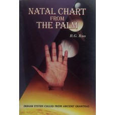 Natal Chart from The Palm by R.G. Rao