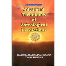 Advanced Techniques of Astrological Predictions Part 1 - Vedic Astrology Series By MN Kedar KN Rao