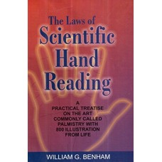 The Laws of Scientific Hand Reading By William G.BENHAM