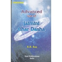 Advanced Use of Jamini Char Dasha in English By KN Rao