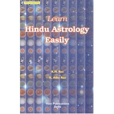 Learn Hindu Astrology Easily in English By KN Rao and  K. Ashu Rao